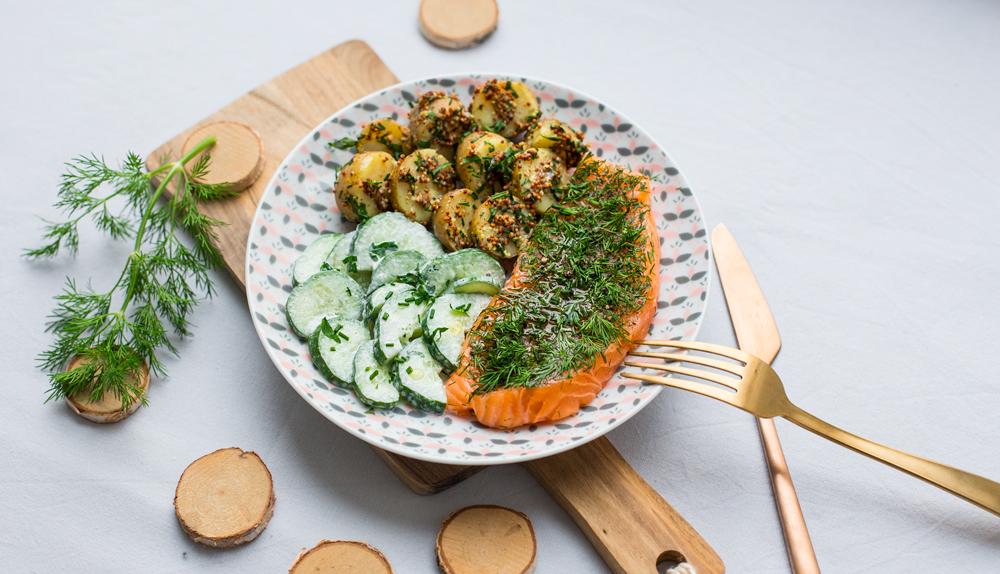 saumon-patate-concombre