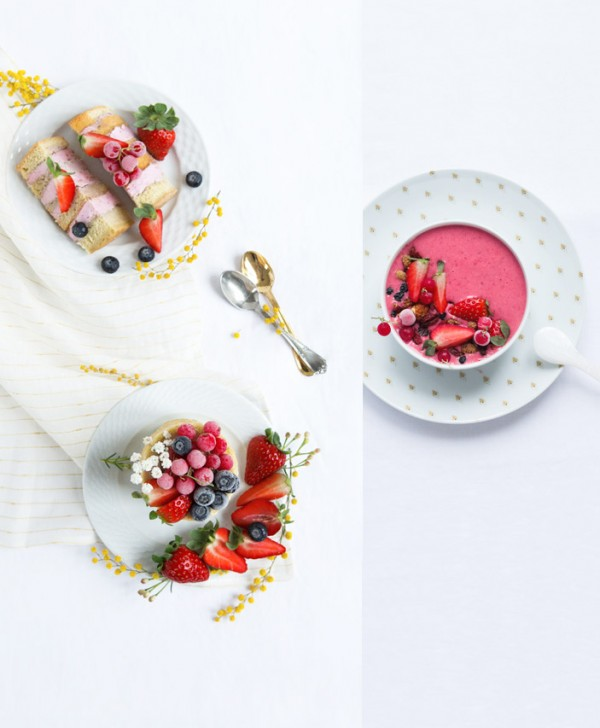 post instagram fraise-layer-cake-x-smoothie-bowl