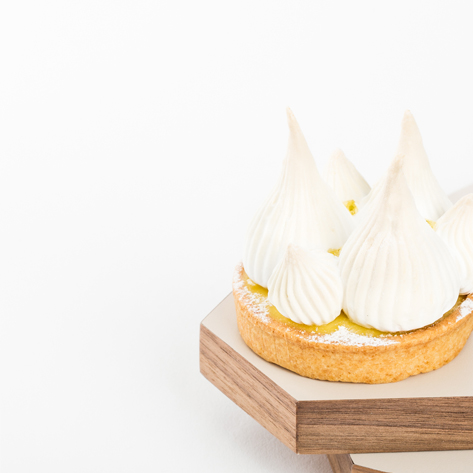 tarte meringue