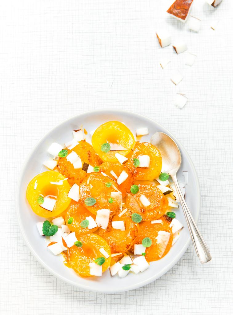dessert-abricot