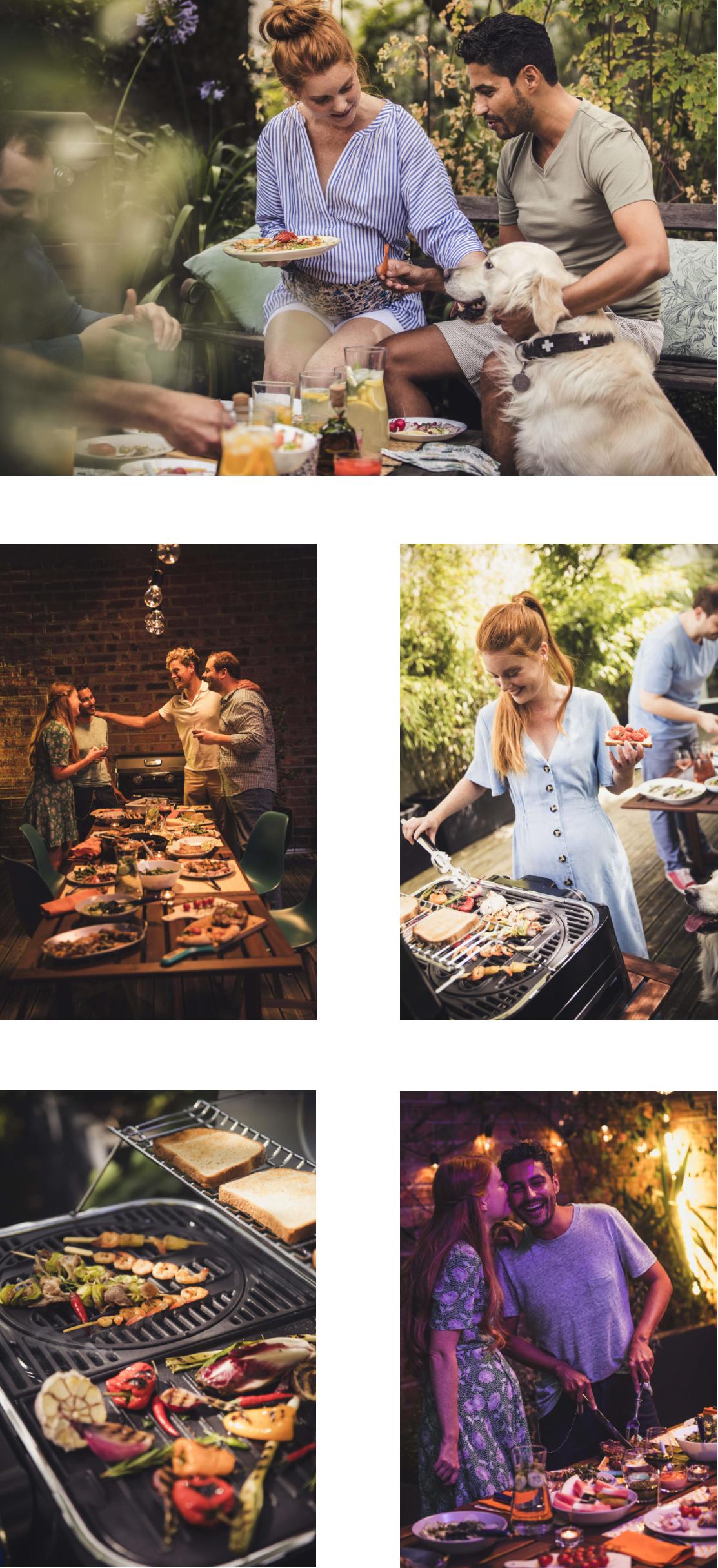 stylisme culinaire et création de recettes campagne pub camping gaz